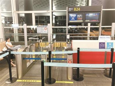 自动登机门 宠物贵宾室 杭州机场一批高科技来了