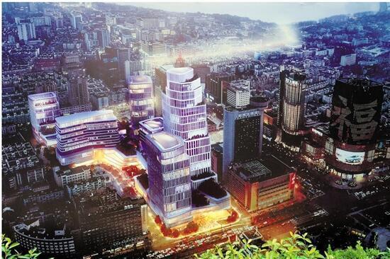 一年多买地投入超400亿元 商业地产商为何加码杭州?