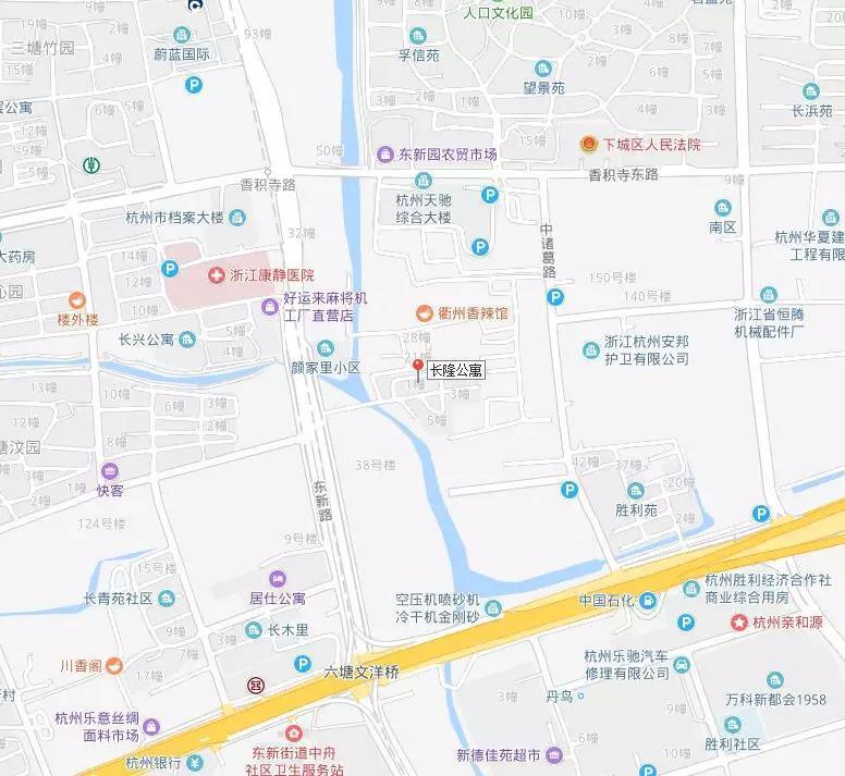 树园之后,杭州地铁5号线旁,下城区这200多户也将拆迁
