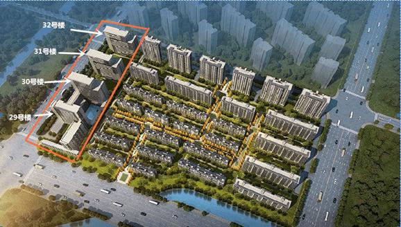 杭州某小区自持房源开租!1030户业主、1339户租户……