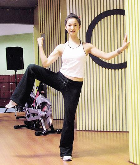 量身定做了一套适合中年女性的秋季健身计划
