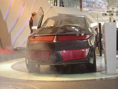 2016吉利紧凑型suv 吉利风隐概念车 吉利概念车风隐 汽车 腾讯网高清图片