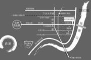 朗诗・国际街区位置图