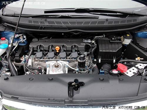 『思域的1.8发动机』-狠心提高预算 16万元不同车型全面导购高清图片