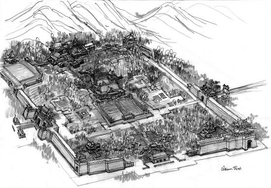 复建南宋皇城的当代意义