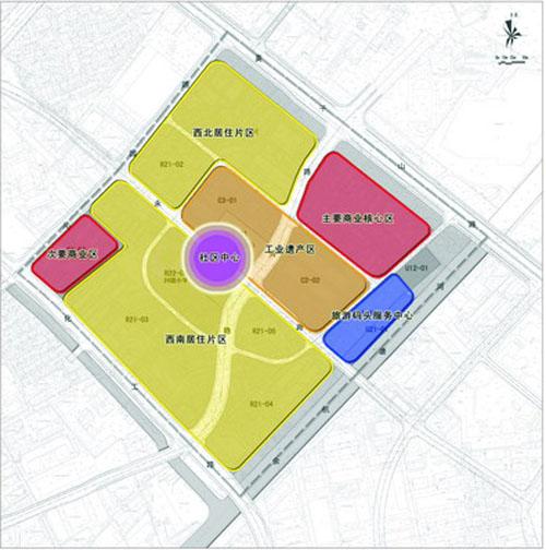隆规划�_拱墅区庆隆(gs04)单元控制性详细规划局部调整公示