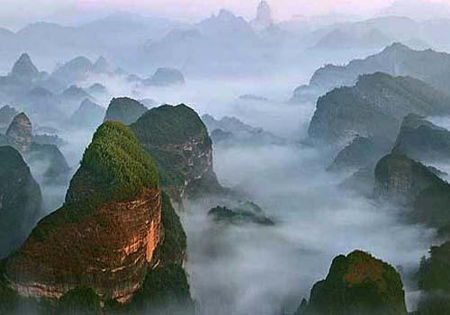 浙江风景最好的地方