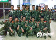 杭州消防战士遗憾没能多救人