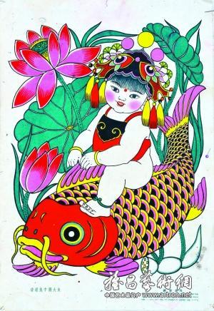 年画门神儿童简笔画内容图片展示_年画门神儿童简笔画图片下载