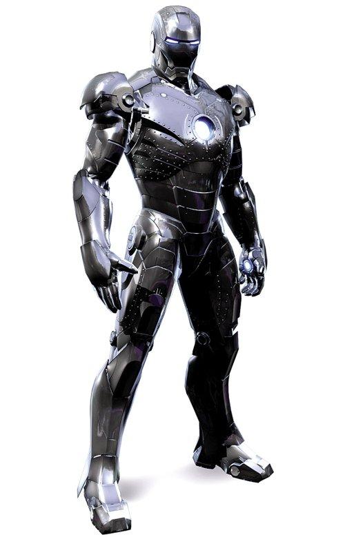 战争机器-钢铁侠2 明日上映 钢铁侠不是英雄,是偶像