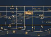 名城湖左岸位置图