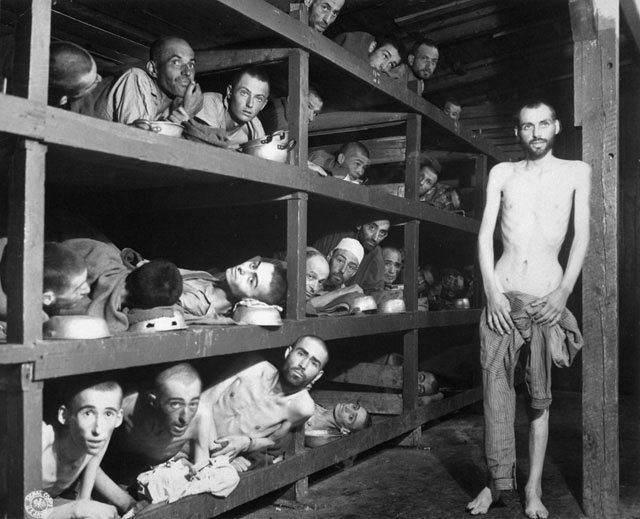 揭秘纳粹人种计划:英国男人差点绝种(图)-纳粹