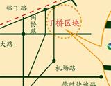 丁桥颐景园 区位图