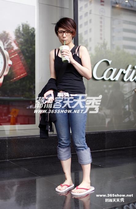 美女的天下 街拍 点评 浙江在线