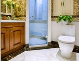 精致三房欧式古典卫生间实景