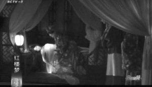 林黛玉/从截屏图上看,黛玉死时很像裸死