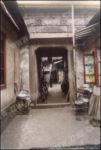 梁诗正故居(名人故居系列之杭州老房子)