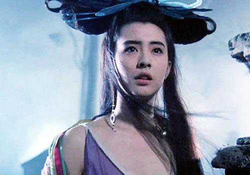 《倩女幽魂》里王祖贤饰演的聂小倩-七月鬼节刚过 游国内三大著名魔