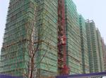 景海湾建筑现场