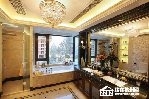 西溪诚园样板房——杭州高端精装修公寓品质标杆定型