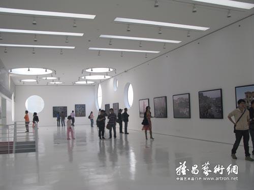 中国当代景观摄影在广州时代美术馆展出图片