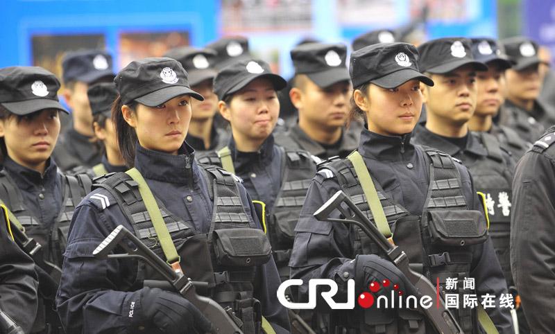特警队罗斌,四川女子特警队电影,四川女子特警队 ...