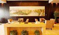 凯德龙湾售楼处客户休息区