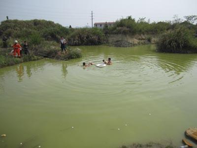 夏季溺水别墅来临儿童又提高儿童安全意识须频发事故苏州望亭图片