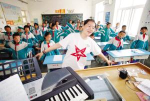 沈阳袖珍课程仅4小学2名老师包揽10门学生-济南南京学区一小图片