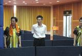 嘉兴中院举办全市法院系统乒乓球比赛