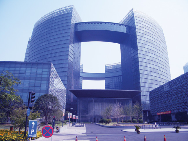 Qianjiang New City: Hangzhou's up-and-coming CBD