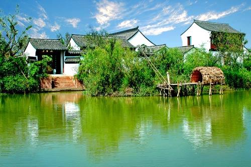 醉人的西溪;杭州梦之岛西溪西湖湿地2日游;【上城区】仅258元,享受攻略艾兰德图片