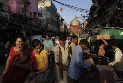 世界 人口/印度预计将在2025年成为世界头号人口大国。