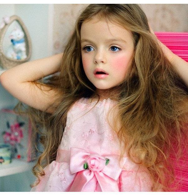 话走出的洋娃娃 模特|米兰·库尔尼科娃