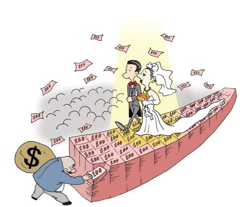 7000万元嫁女的连续剧如何收场