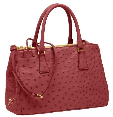 杭州/Prada限量款稀有皮包袋RMB 44850