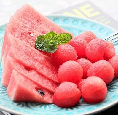 西瓜果盘的5种优雅切法图片