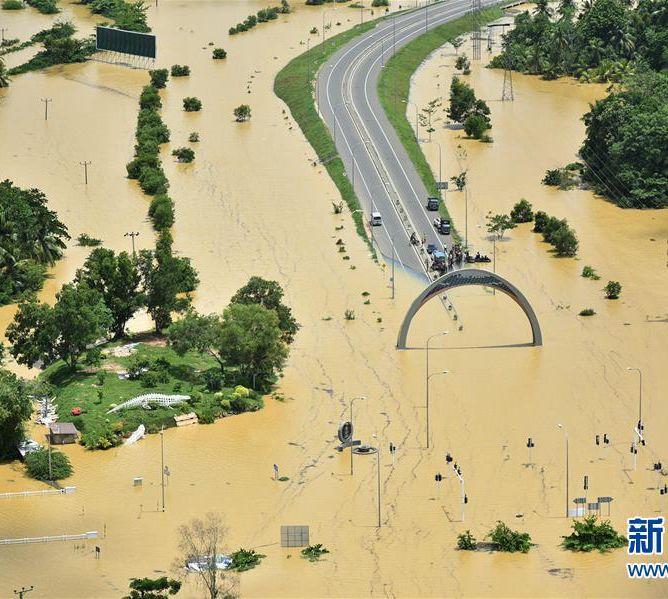 斯里兰卡洪水和山体滑坡已致202人死亡