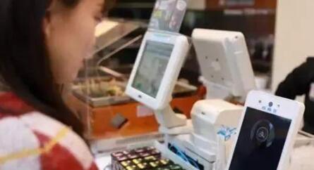 买菜刷个脸就能付钱 支付宝发布新刷脸神器