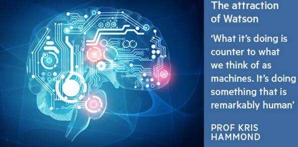 """机器人看病真的来了:沃森医生有多""""聪明""""?"""