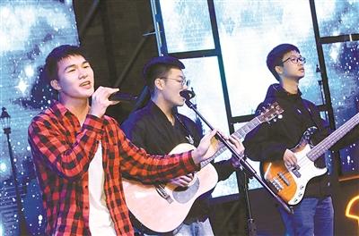 宁波市首届大学生音乐节启幕