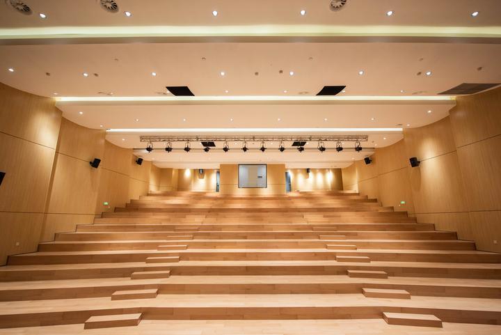 宁波图书馆新馆本月28日开放 记者带你去探馆