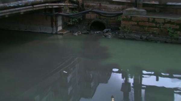 温州经开区东溪河治理后出现污染反弹