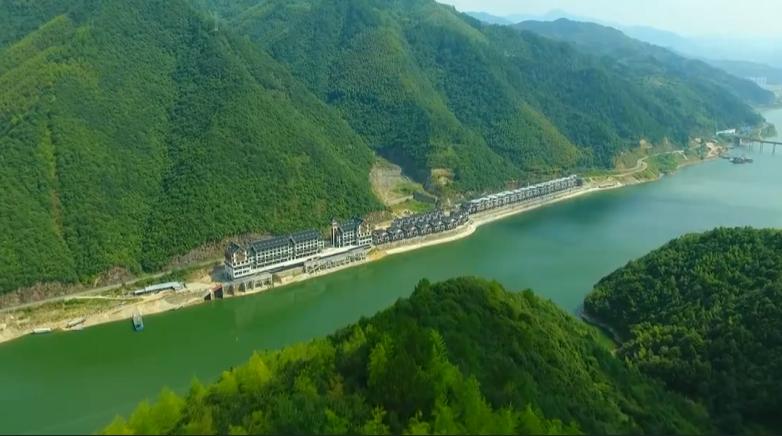 景宁:千峡湖水域造地开发商业房产