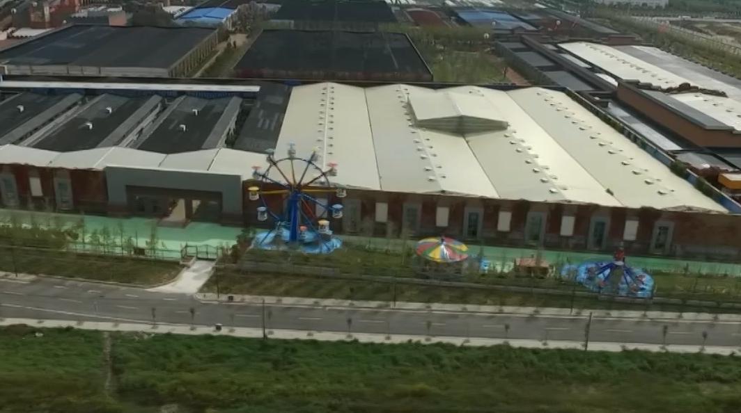 舟山祥森公司游乐城项目违规强行开业