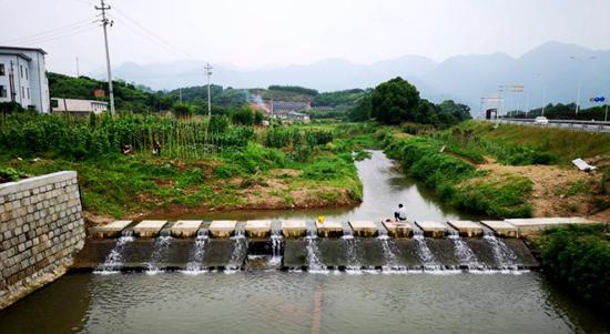 浙江水环境持续改善