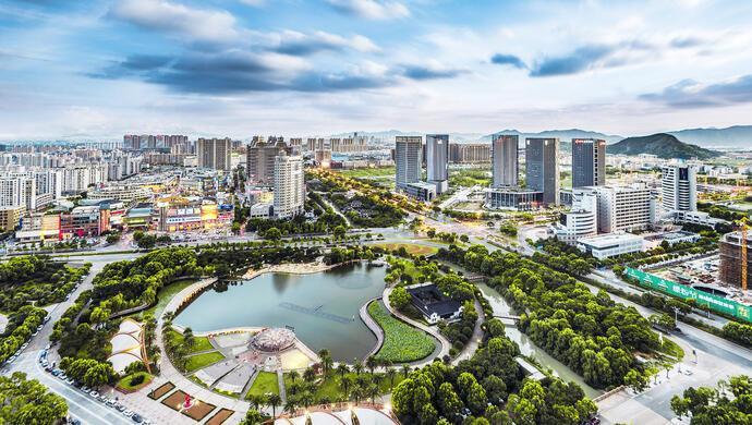 上海台州围绕重点领域加强对接联动