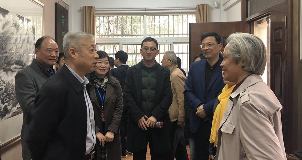 张泽熙副主席在嘉兴开展调研