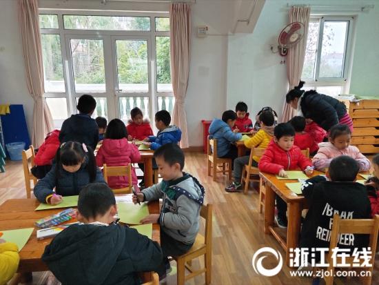 嘉绿苑幼儿园:迎新年计划 送祝福海报