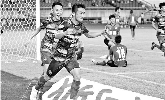 绿城5:0大胜申鑫 新赛季加盟的崔仁终于开张